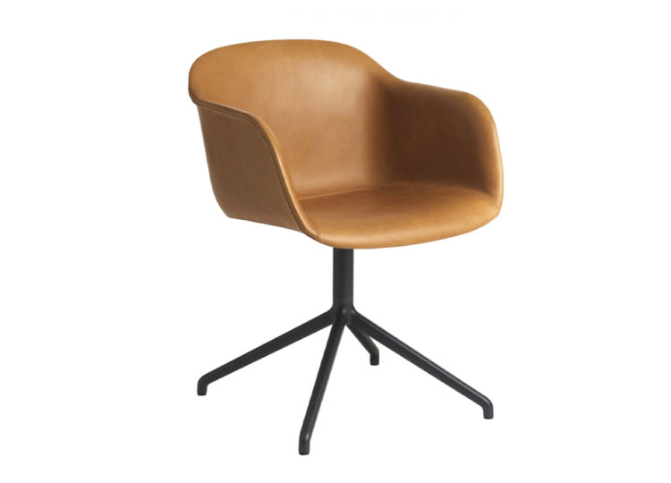 Muuto Fiber Armchair – Swivel Base