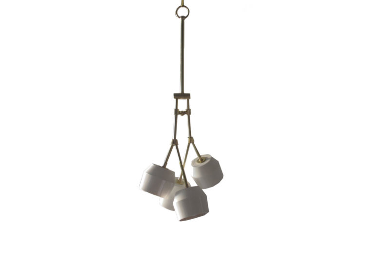 Materia Designs Forchette Pendant