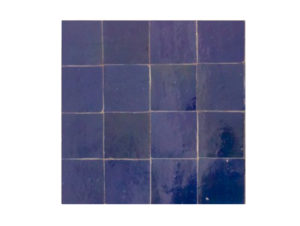 Surface Gallery Moroccan Zellige Night Blue