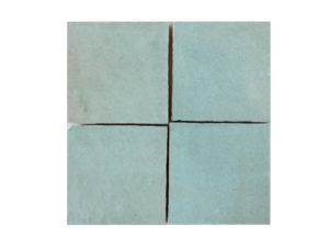 Tiles of Ezra Moss Zellige