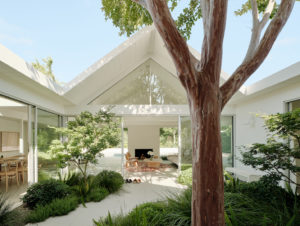 Twin Gables House by Ryan Leidner Architecture