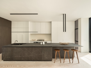 Kitchen | A Modern Classic Victorian by Michael Kramer