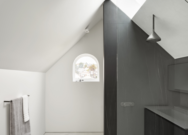 Bathroom 2 | A Modern Classic Victorian by Michael Kramer