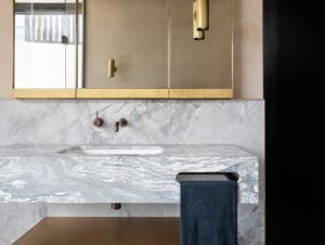 Bathroom 2 | Potts Point Bathroom by Flack Studio