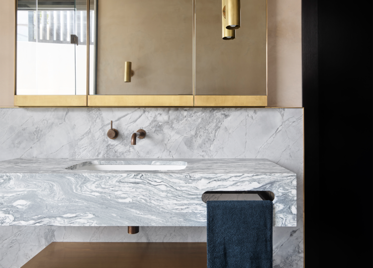 Bathroom 2 | Potts Point Bathroom by Flack Studio