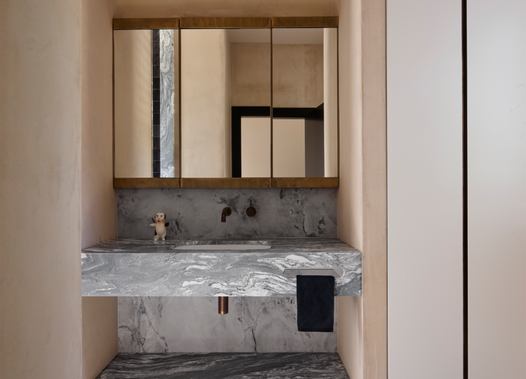 Bathroom 3 | Potts Point Bathroom by Flack Studio