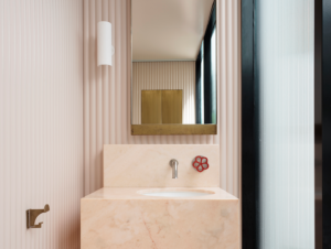 Bathroom 4 | Potts Point Bathroom by Flack Studio