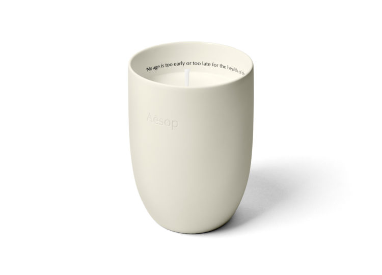 Aesop Ptolemy Aromatique Candle