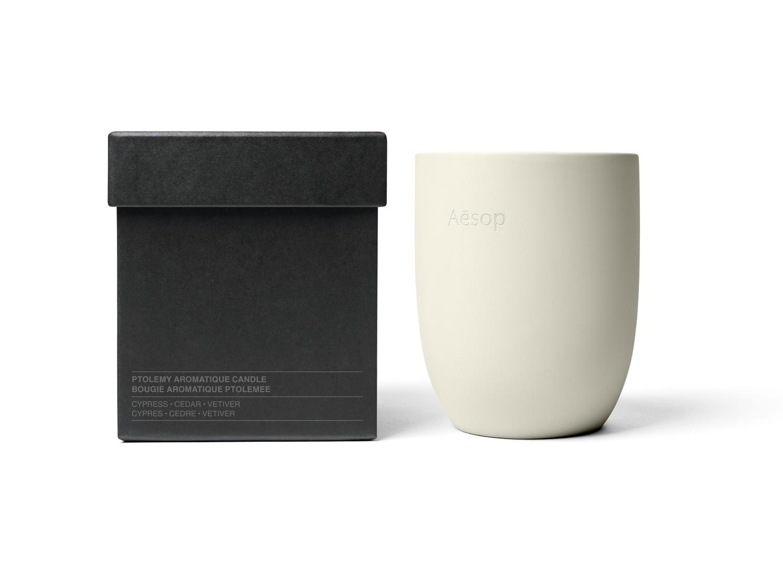 est living aesop ptolemy aromatique candle 04
