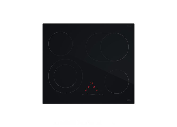 est living belling 60cm 4 zone ceramic cooktop 750x540