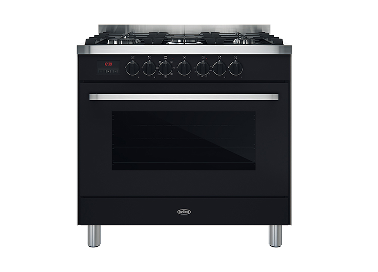 Belling 90cm Dual Fuel Upright Cooker