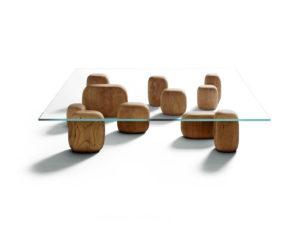 DePadova Ishi Table