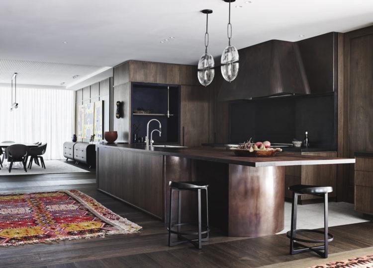 Kitchen   Coastal Home Kitchen by Decus Interiors