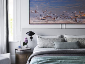 Bedroom | Coastal Home Bedroom by Decus Interiors