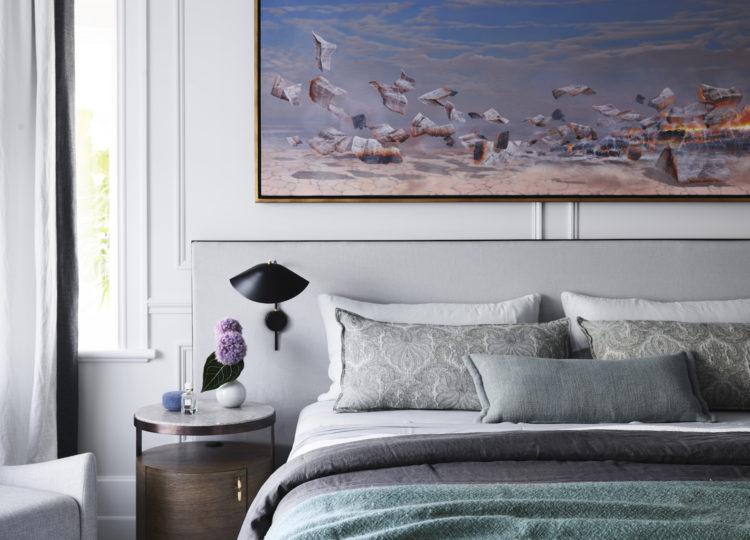 Bedroom | Coastal Home Bedroom by Decus Interiors