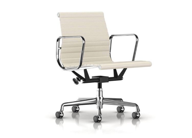 Herman Miller Aluminium Group Management Chair