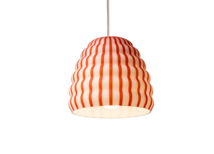 Established & Sons Filigrana Beehive Pendant Light
