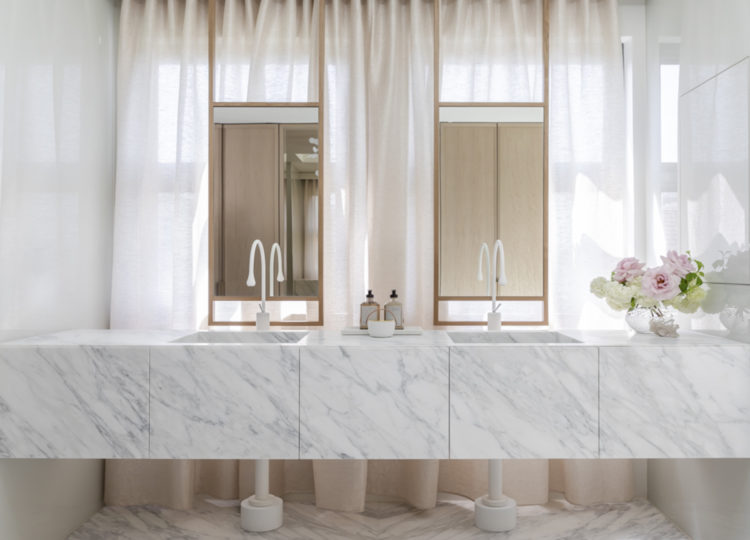 Bathroom 1 | Hunters Hill House II by Alexandra Kidd Design