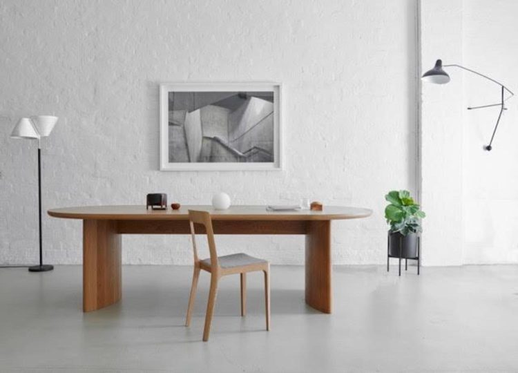 John Bastiras Design Myron Dining Table