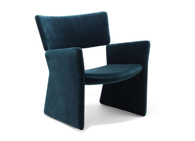Massproductions Crown Lounge Chair