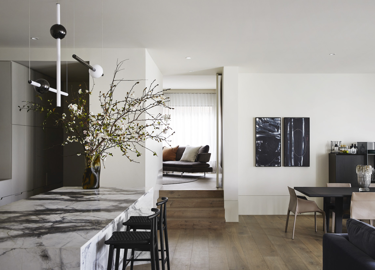 est living orchard piper jolson architecture interiors residence one5