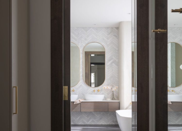 Bathroom | Rose Park Residence Bathroom by Williams Burton Leopardi