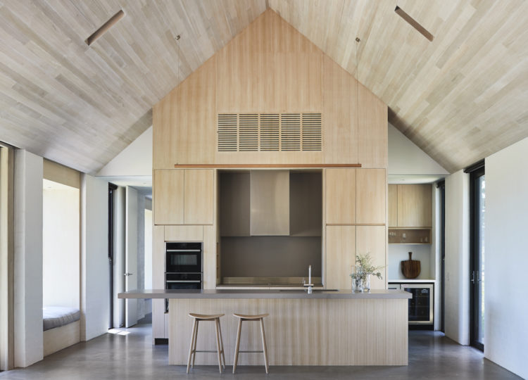 Kitchen | Flinders House Kitchen by Sally Draper Architects