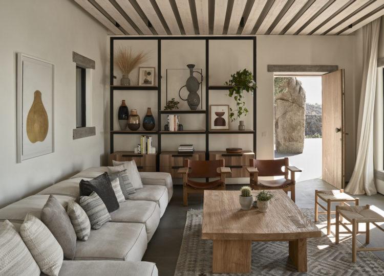 Living | Villa Mandra Living Room by K-STUDIO