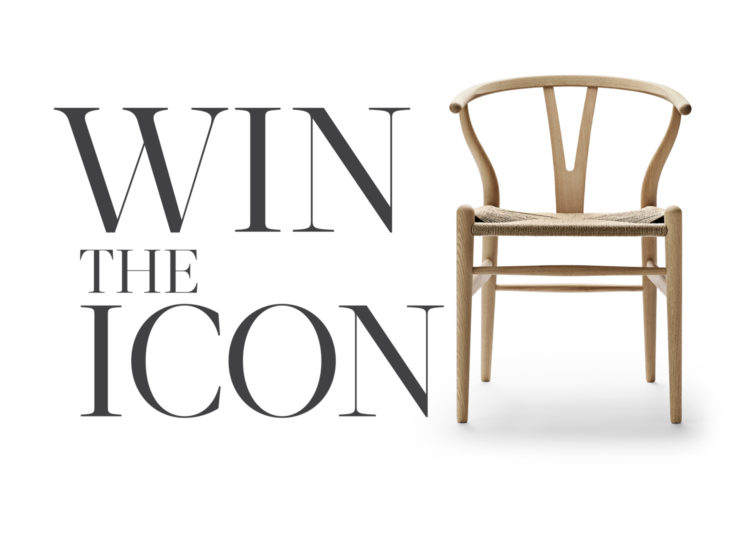 The ICON | CH24 Wishbone Chair