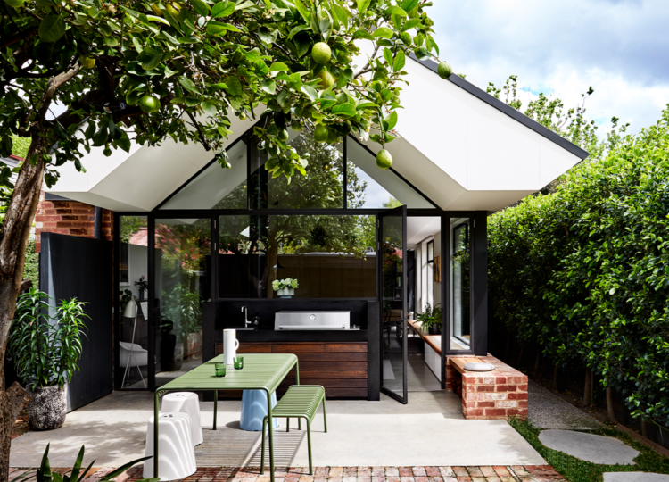 Alterations & Additions | Flemington House by Dana Hutchins