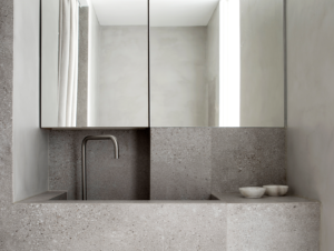 Bathroom | San Sebastian Home Bathroom by Lorenzo Corti Architects