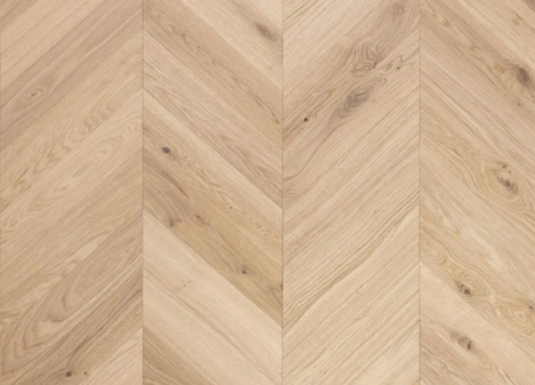 Admonter Chevron Oak White