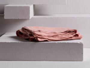 Minerale / Duvet Cover (Guava)