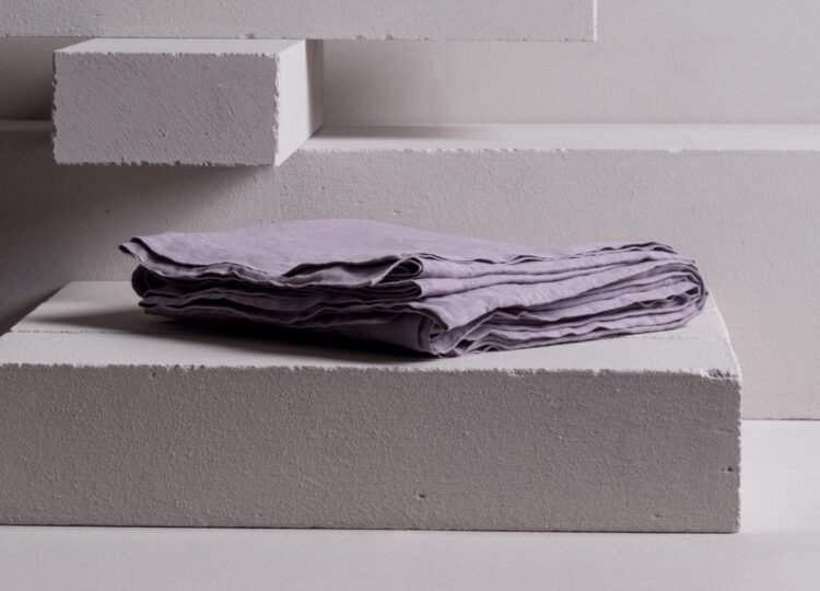 Minerale / Duvet Cover (Lilac)