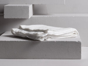 Minerale / Duvet Cover (Off White)