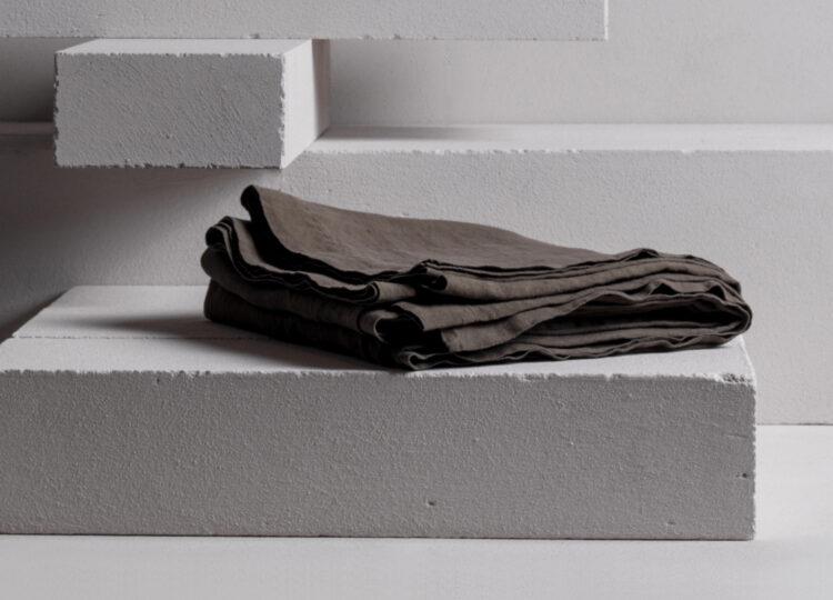 Minerale / Duvet Cover (Peat)