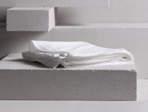 Minerale / Duvet Cover (White)