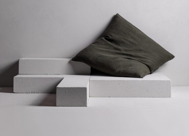 Sette / Cushion (Moss)