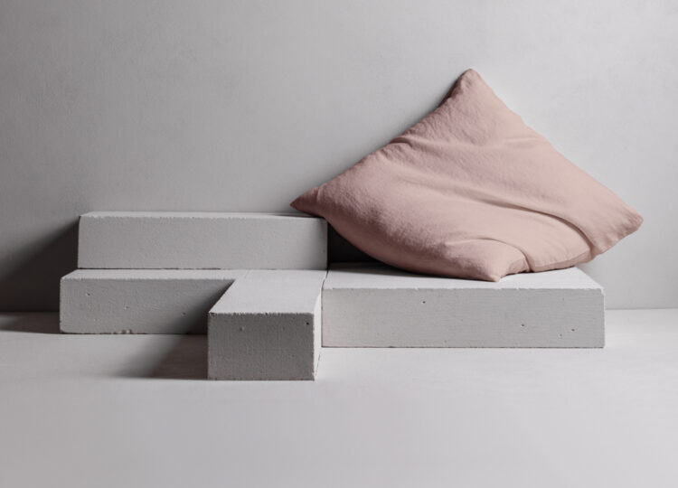 Sette / Cushion (Rose)