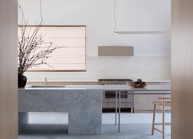 Kitchen | Balmoral Blue House Kitchen by esoteriko