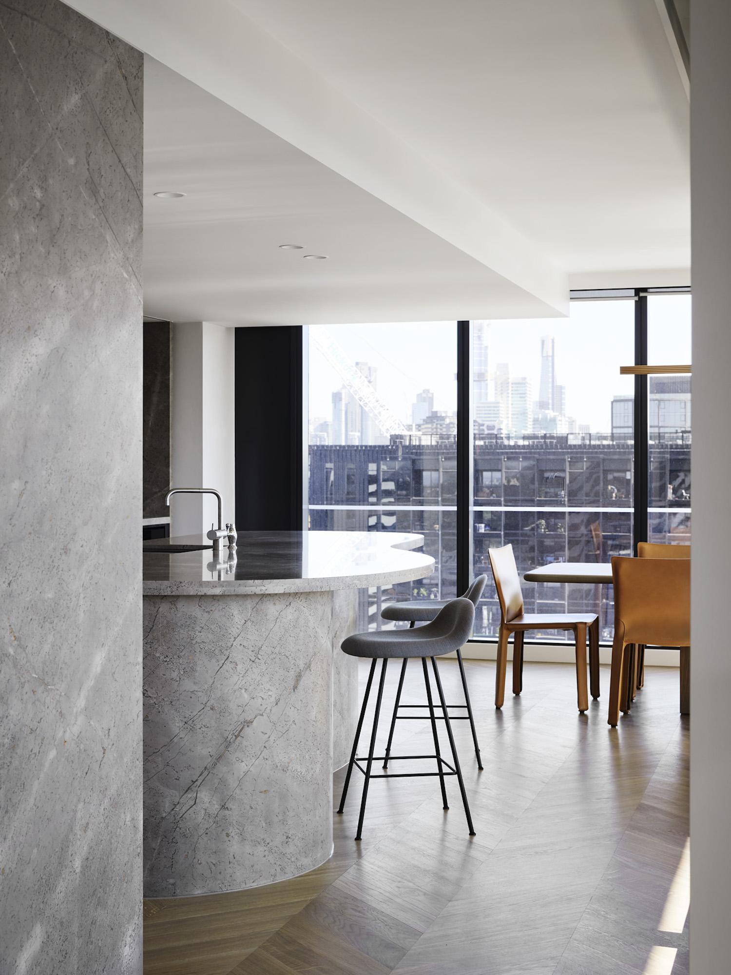 est living golden lake view penthouse 1
