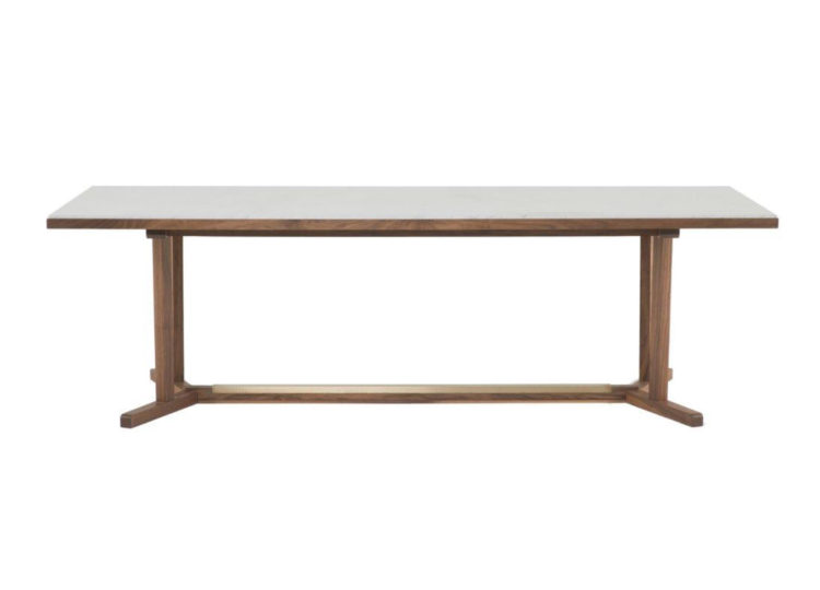De La Espada Shaker Dining Table