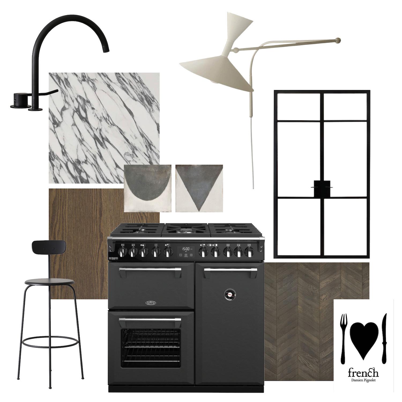 est living kitchen covet belling british range cooker 2