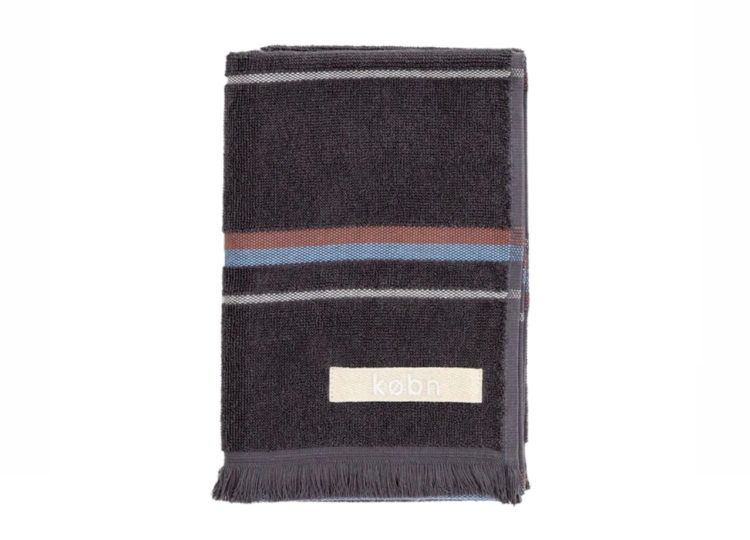 Købn Charcoal Hand Towel