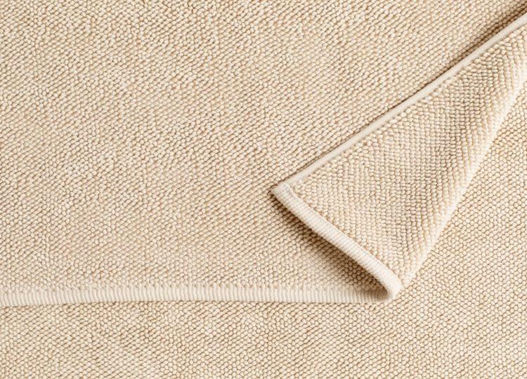 Købn Sand/Flax Bathmat