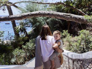 Inside a Melbourne Family's Capri Villa