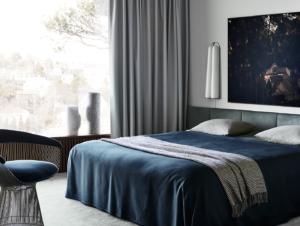 Bedroom | Villa F Bedroom by Joanna Lavén and David Wahlgren