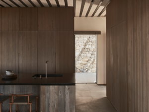 Kitchen | Villa Mandra Kitchen by K-STUDIO