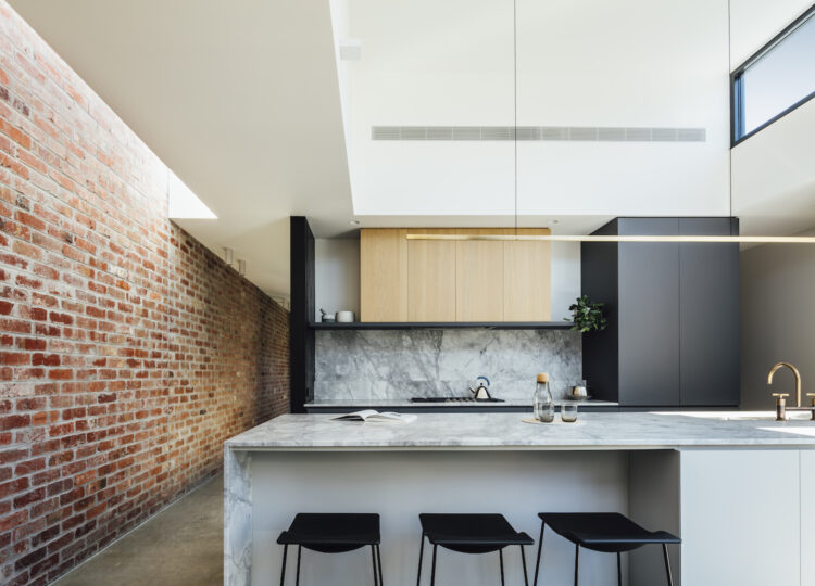 Kitchen | Designing a Future-proofed Family Home with Pleysier Perkins