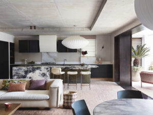 Kitchen | Budge over Dover Kitchen by YSG Studio